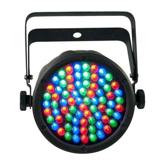 SLIM-PAR38-OB Chauvet SlimPAR 38 LED DMX Slim Par Can Light (Open Box) 2