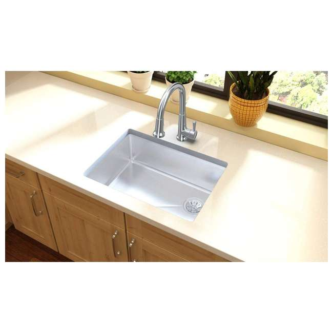 ECTRU24179RT Elkay Crosstown 25.5-Inch Undermount Single Bowl Sink (2 Pack) 3