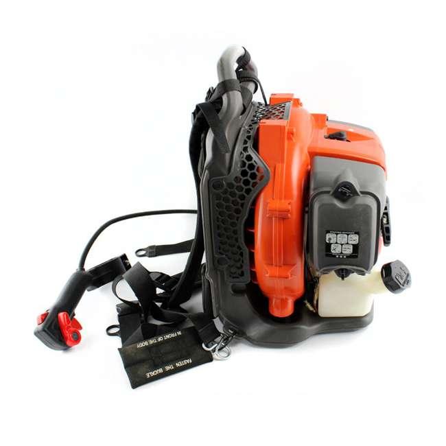 150BT-BRC-RB Husqvarna 150CC 2 Cycle Gas Leaf Backpack Blower(Refurbished)(For Parts)(2 Pack) 6
