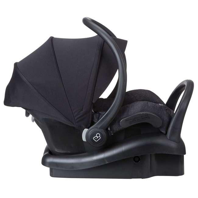 IC302ETKA Nomad Mico Max 30 Infant Rear Facing Car Seat, Black 3