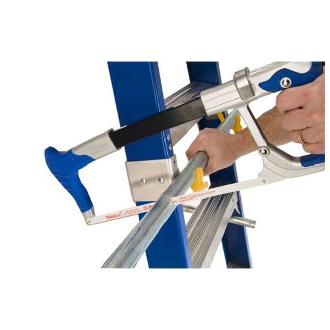 W-OBEL06 Werner 6 ft Fiberglass Ladder - OMA 4