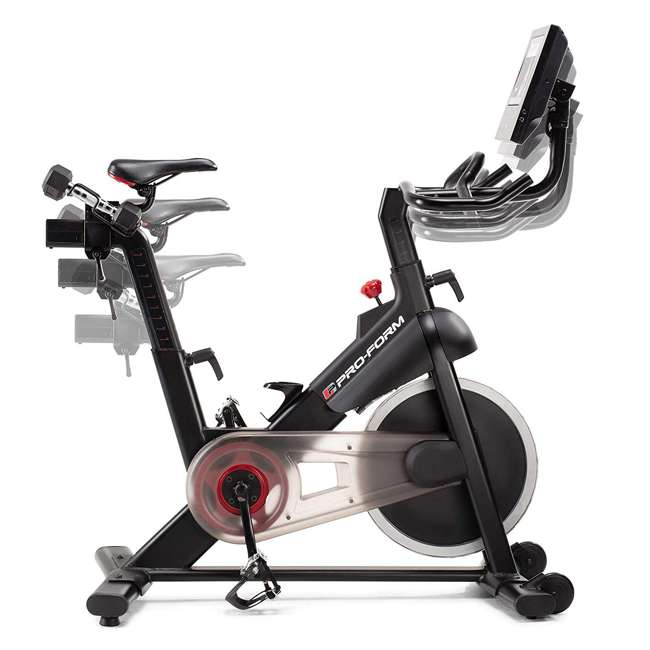 PFEX16718 ProForm SMART Power 10.0 Cycle with HD Touchscreen Display, Black  3