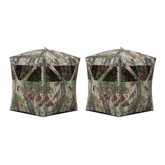 BARR-RA200BW-RB Barronett Blinds Radar Camo Hunting Blinds (Certified Refurbished) (2 Pack)