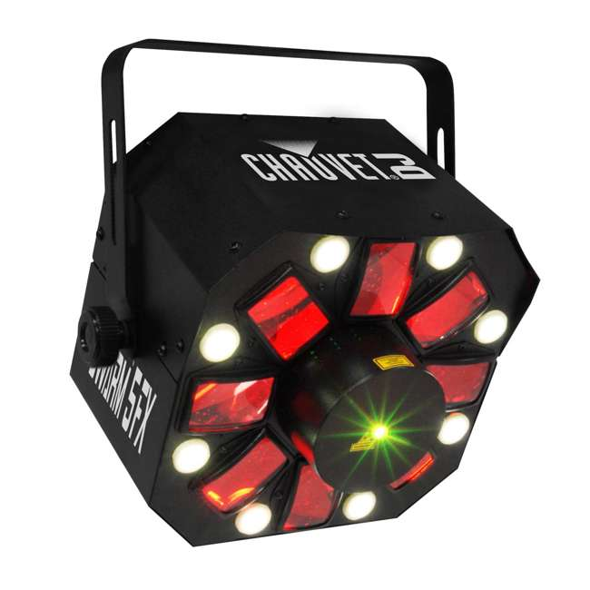 SWARM-5FX-OB Chauvet Swarm 5 FX RGBAW LED Light