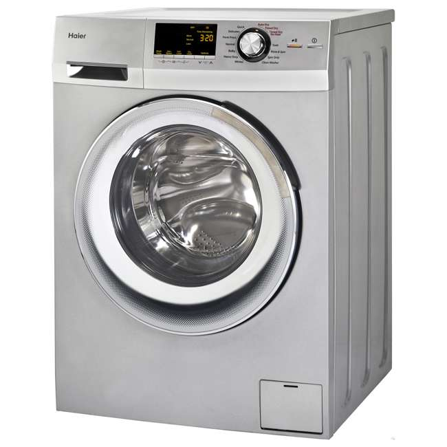 Haier 24 Inch Wide Front Load Washer And Dryer Combination