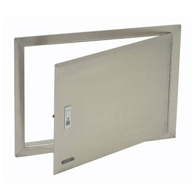 BOP-89970-U-C Bull Outdoor Products Stainless Steel Grill Island Access Door (For Parts) 1