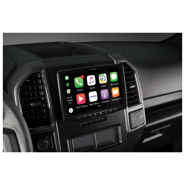 ILX-F309-U-A Alpine iLX-F309 Touchscreen Receiver with Apple CarPlay, Android Auto (Open Box) 1