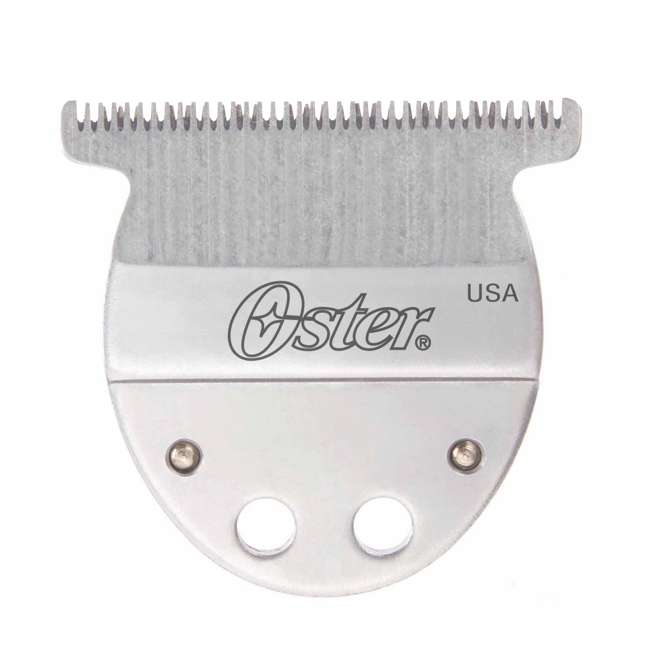 6 x OST076059-010-001 Oster Professional T-Finisher T-Blade Clipper Trimmer (6 Pack) 3