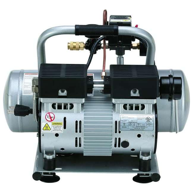 2010A 1 HP 2 Gal Ultra Quiet & Oil-Free Air Compressor 1