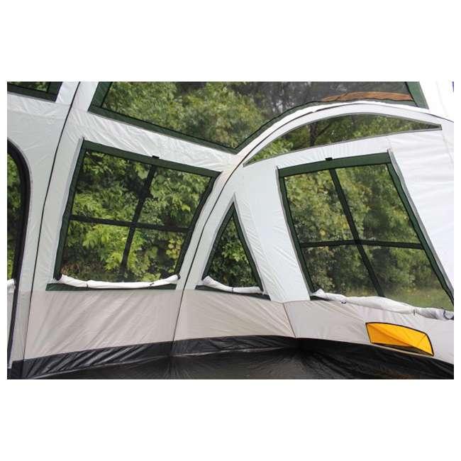 DT201080 Tahoe Gear Prescott 12 Person 3-Season Family Cabin Tent 8