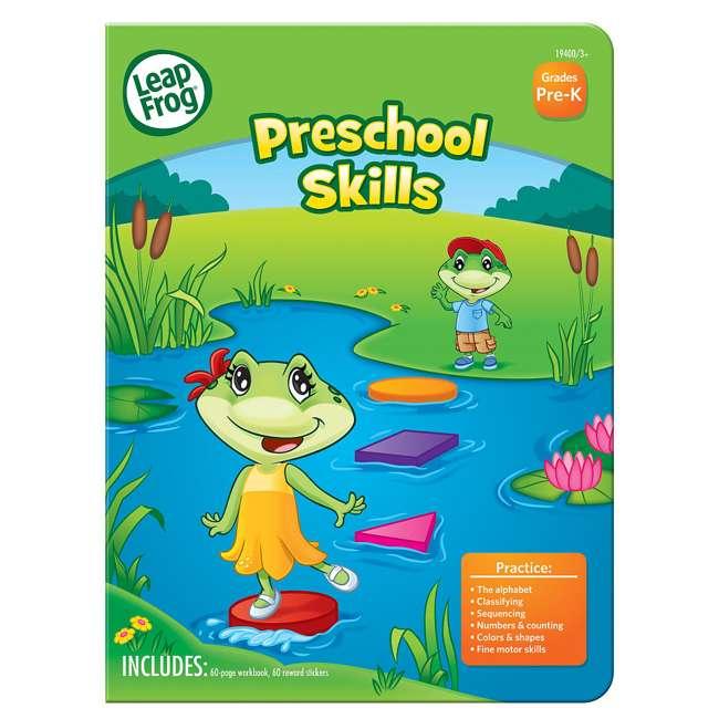 leapfrog preschool leapfrog the complete preschool learning kit ddt85 635
