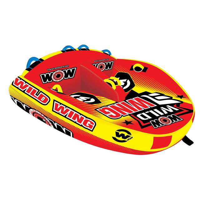 18-1120 World of Watersports Wild Wing 2 Rider Inflatable Tube