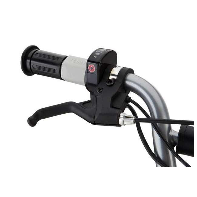15165070 + 97775 Razor MX650 Dirt Rocket Electric Moto Bike & Full Face Helmet 4