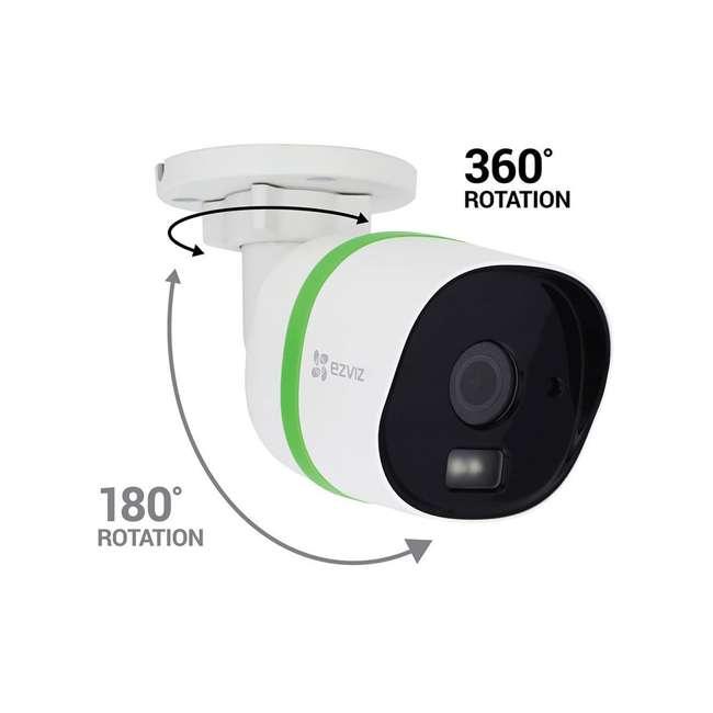 camera-CR-1G38B3 EZVIZ Crispr 3 MP Weatherproof Night Vision Camera (New Without Box)