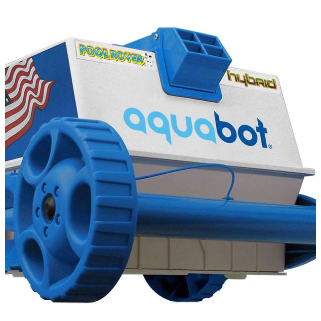 6 x APRV Aquabot Pool Rover Hybrid Above Ground Pool Cleaner | APRV (For Parts) (6 Pack) 1