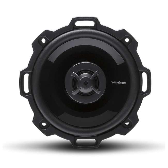 P142 Rockford Fosgate Punch P142 30W RMS 4 Inch 2 Way Full Range Car Speakers, Pair 1