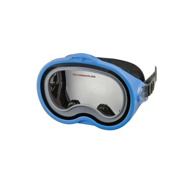 55942 Intex Adventurer Swimming / Diving Mask & Snorkel Set 3