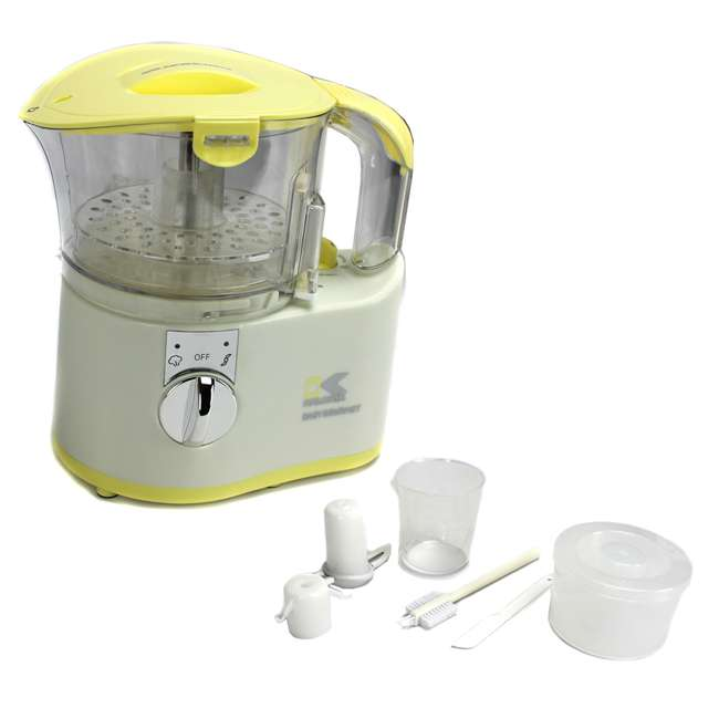 New Kalorik Y Home Baby Food Maker