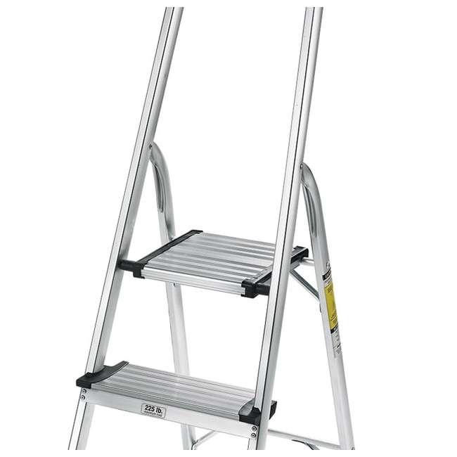 Polder 3 Step Ultralight Step Stool Aluminum Ldr 3500