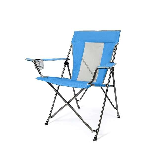 4 x MAC-C109S-105 Mac Sports Lusaka Folding Outdoor Camping Chair (4 Pack) 3