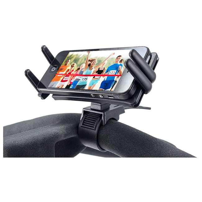 SM634 Arkon SM634 Slim Grip Ultra Large Bike and Motorcycle Handlebar Phone Mount 2