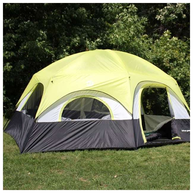 TGT-CORONADO-12 Tahoe Gear Coronado 12-Person Family Tent 1