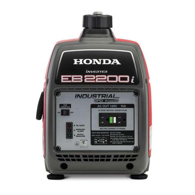 EB2200ITA Honda EB2200ITA 2200 Watt Super Quiet Portable Inverter Generator 1