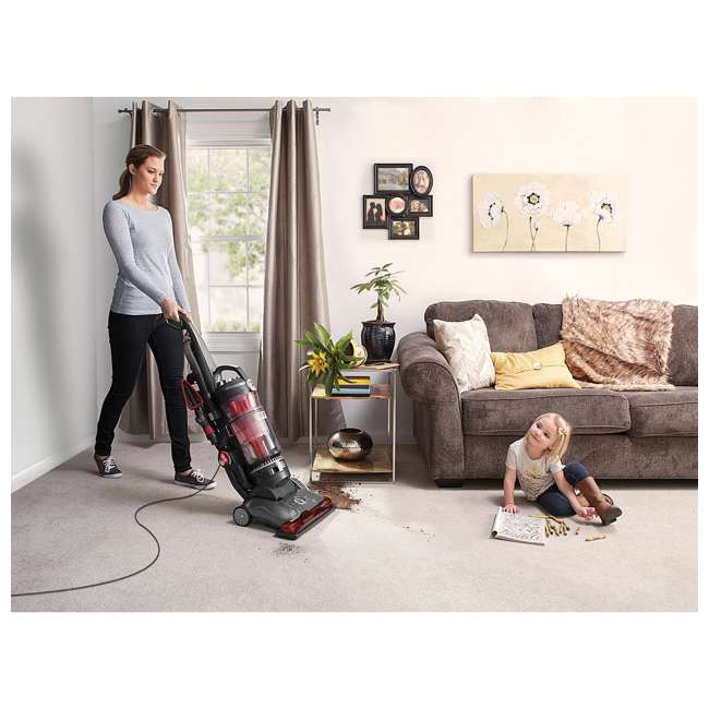 UH72630-RB Hoover WindTunnel 3 High Performance Upright Pet Vacuum (Certified Refurbished) 1