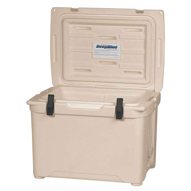 ENG50-CW Engel High-Performance Roto-Molded 50-Quart Portable Hard Drink Cooler, Coastal White 2