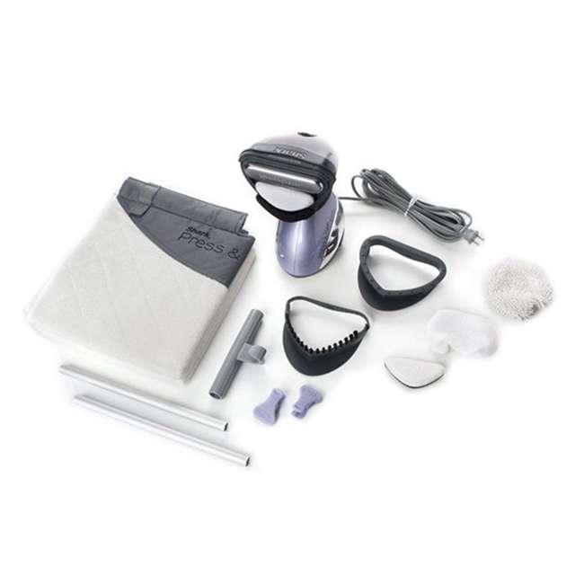 GS500WM_EGB-RB-U-A Shark Press & Refresh Handheld Steam System Garment (Refurbished) (Open Box) 1