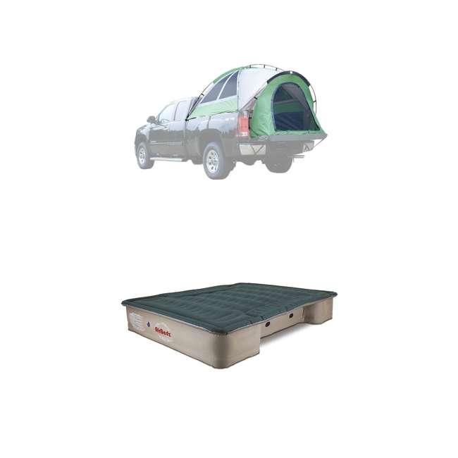 13100 + PPI 303 Napier BackRoadz 13100 SUV and Minivan Camping Tent w/ GreenAirBedz Pro3 Mattress for Trucks