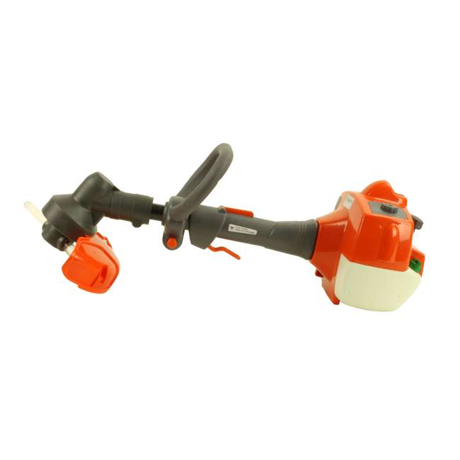 HV-TR-952711953 + HV-TOY-585729102 Husqvarna 128LD Gas Powered Lawn Trimmer & Battery Operated Toy Weed Trimmer 5