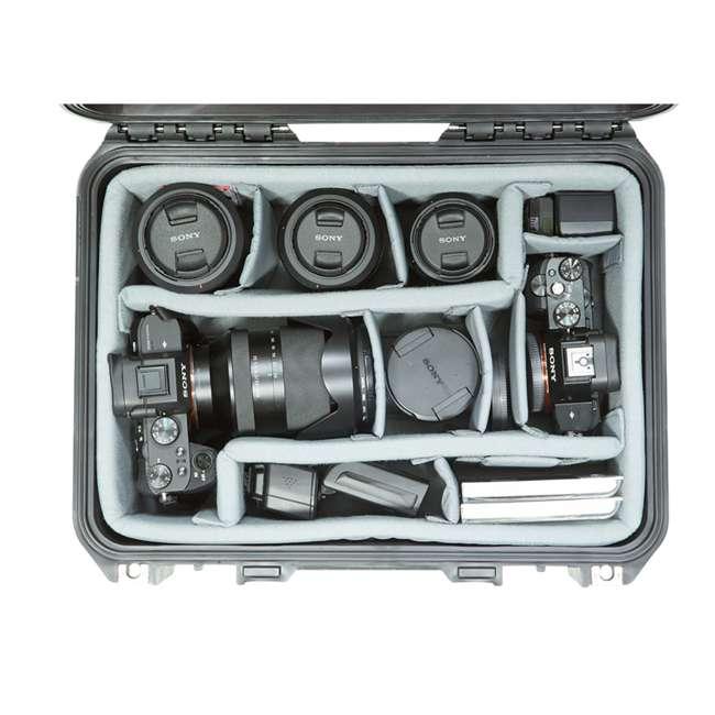 5DV-1510-TT  SKB Cases iSeries 1510-6 Think Tank Designed Photo Divider Set 2