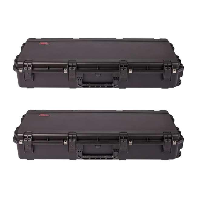SKB3i-4719-8B-E SKB Cases iSeries 4719-8 Rolling Waterproof Utility Case (2 Pack)