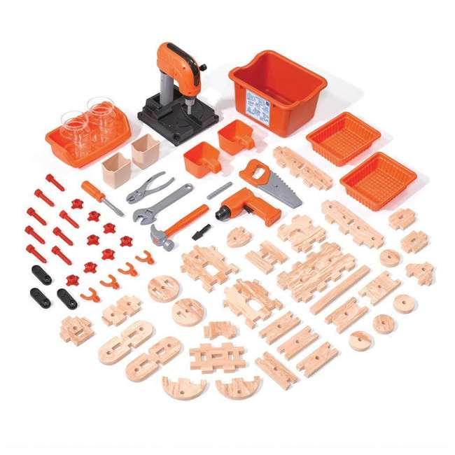 489099 Step2 Pro Play Kids Workshop and Utility Bench 4