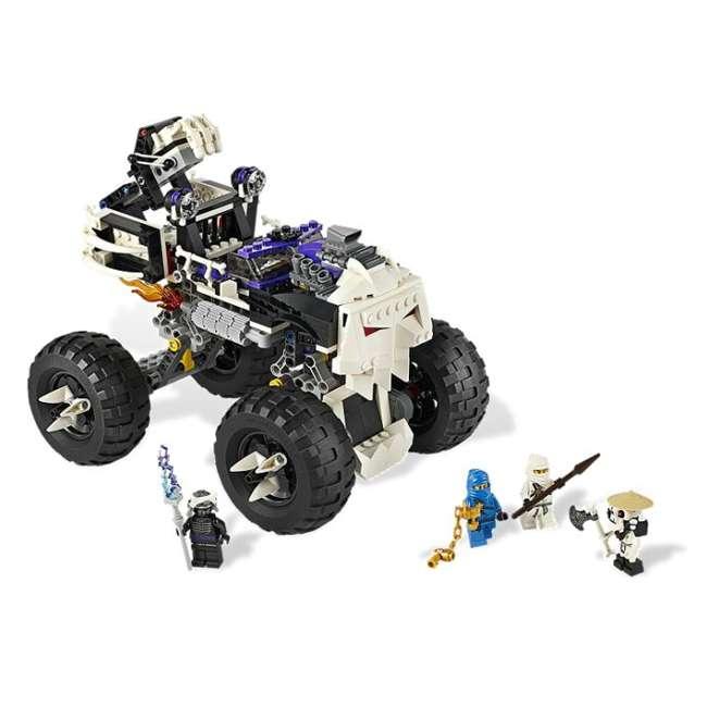 2506 LEGO® NINJAGO® Skull Truck Set w/ Minifigures   2506 1