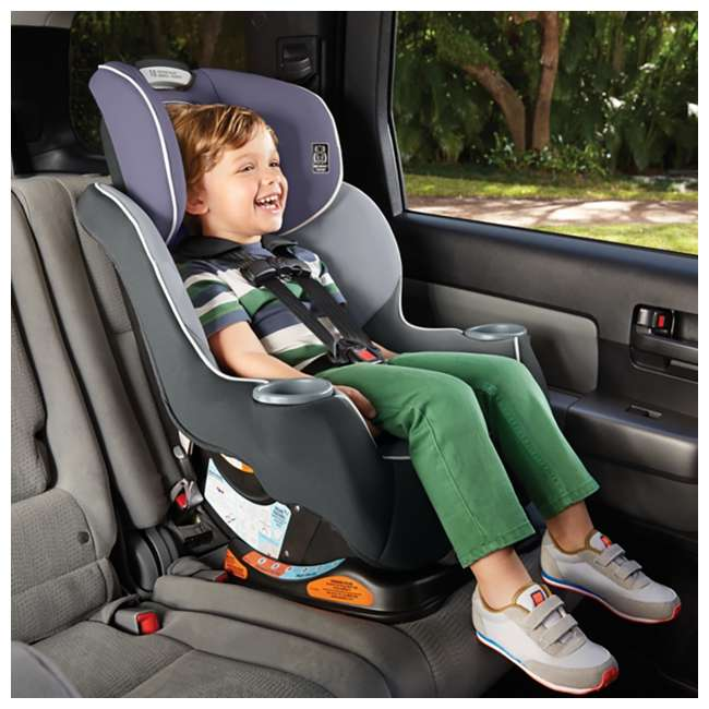 2021604 Graco 2021604 Sequence 65 Convertible Car Kids Seat with Washable Cover, Anabele 5
