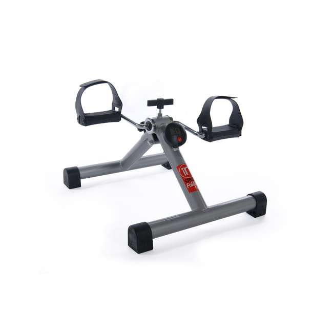 15-0125 Stamina Products 15-0125 InStride Folding Cycle Portable Cardio Strength Workout