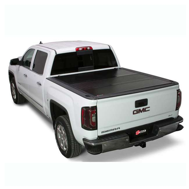 226120-BAK-OB Bak Industries Hard Roll Up Tonneau Truck Bed Cover for 2014-2018 GMC Sierra