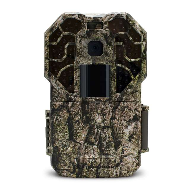STC-G45NGX + SD4-16GB-SAN Stealth Cam Camouflage Hunting Trail Game Camera + 16GB SD Card 1