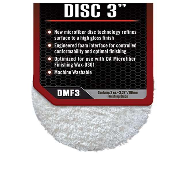 DMF5B Meguiar's 5-Inch DA Microfiber Finishing Disc | DMF5B (24 Pack) 5