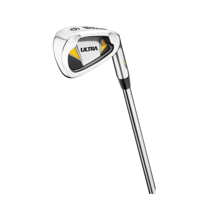WGGC25000 Wilson Ultra Men's Standard Right-Handed Golf Club Set 6