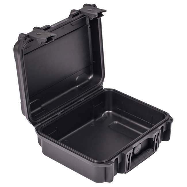 3i-1209-4B-E SKB Cases iSeries 12094B Military Standard Empty Waterproof Case, Black