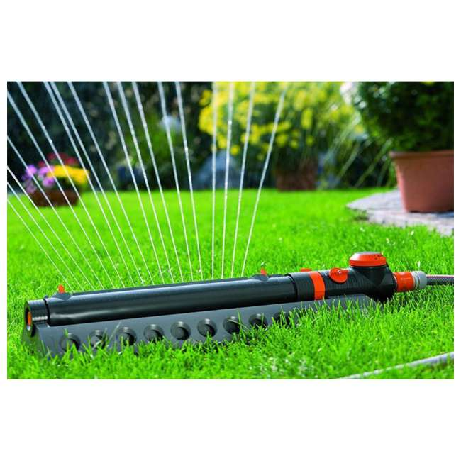 GARD-1979-U Gardena 1979 3900-Ft Oscillating Sprinkler 3