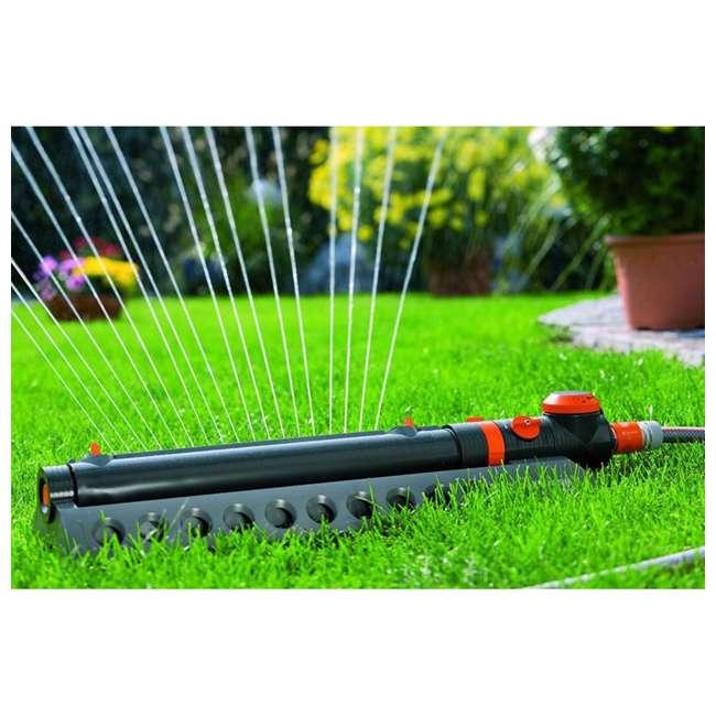 GARD-1979-U Gardena 1979 3900-Ft Oscillating Sprinkler 3