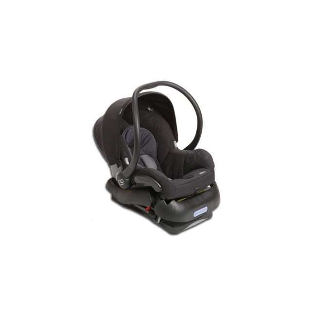 IC099APU Maxi-Cosi Mico Baby Infant Seat & Base -Total Black 1