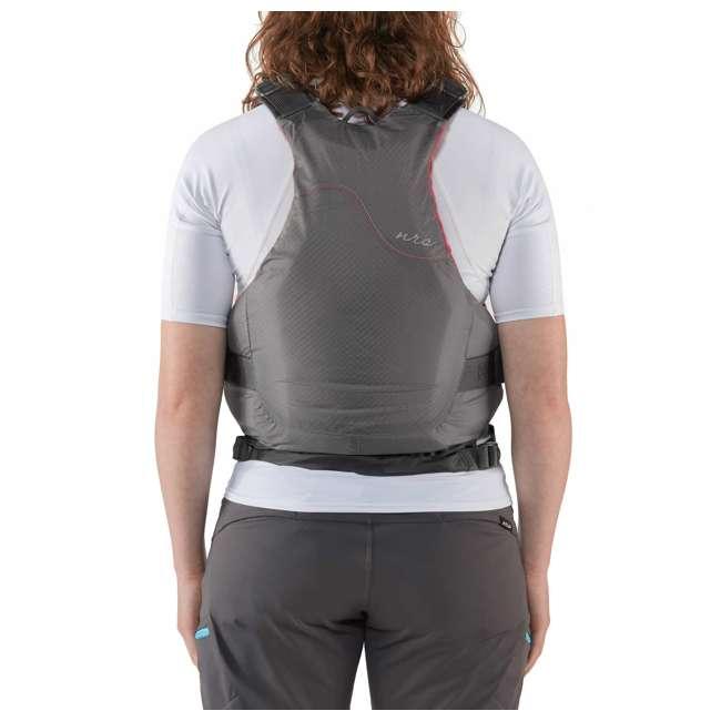 NRS_40036_02_102 NRS Adult Women's Siren PFD Life Jacket Vest, Charcoal, L/XL 3