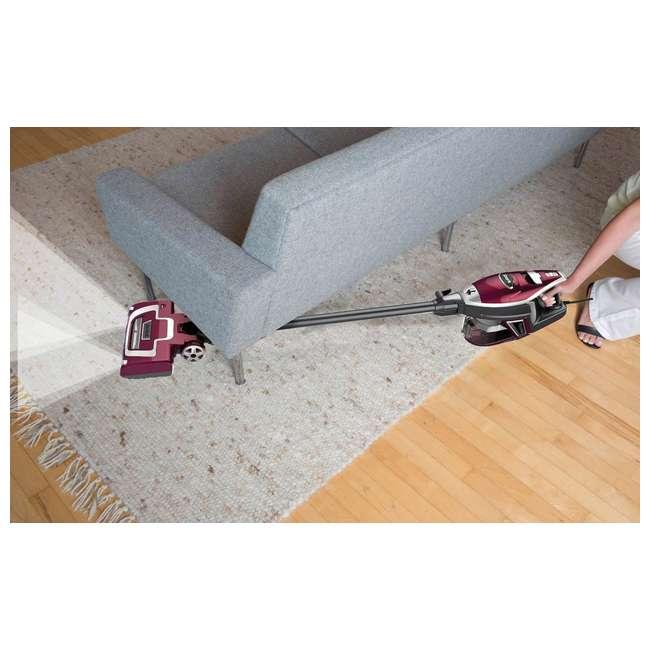 HV322 + 69944A Shark Rocket TruePet Upright Vacuum & OxiClean Carpet Washer 2