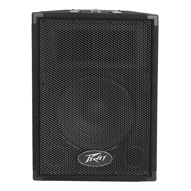 """PVI-10-PAIR-U-C Peavey DJ 2-Way 100W PA Speaker System with 10"""" Woofers (2 Speakers)(For Parts) 4"""