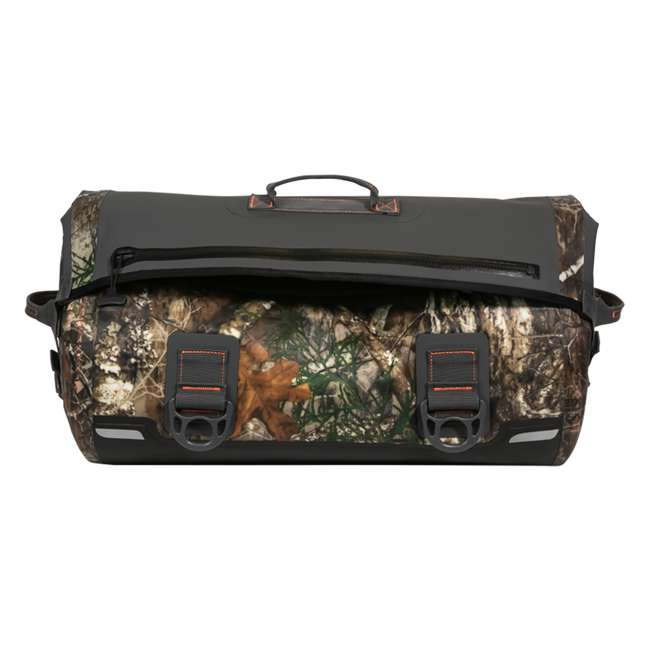 77-57806 Yampa 35 Liter Dry Duffle Waterproof Backpack Bag, Forest Edge Realtree Camo 2